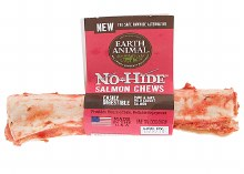 "Earth Animal No-Hide Salmon 7"""