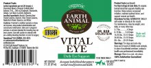 Earth Animal Vital Eye 2oz