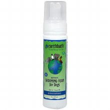 Earthbath Waterless Foam Green Tea 8oz