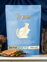 Fromm Cat Healthy Weight 4#