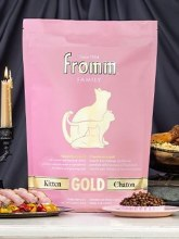Fromm Cat Kitten Gold 10#