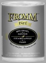 Fromm Beef, Chkn & Oats