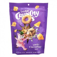 Fromm Crunchy Os Cheese 26oz