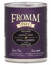 Fromm Venison & Lentil Pate