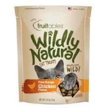 Fruitables Chicken Cat Treat 2.5oz