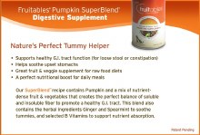 Fruitables Pumpkin Superblend