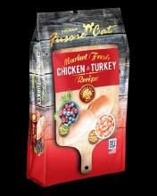 Fussie Cat Chicken & Turkey 4#