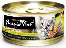 Fussie Cat Chkn Duck 5.5oz