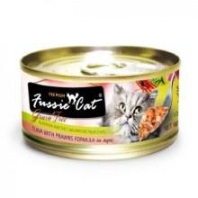 Fussie Cat Tuna & Prawns in Aspic 2.82oz