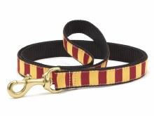 Garnet Gold Stripe 6' Lead