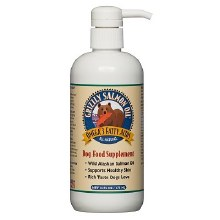 Grizzly Dog Salmon Oil 16oz