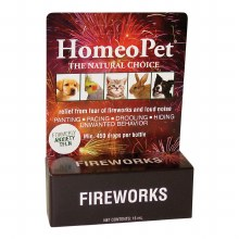 Homeo Pet Fireworks