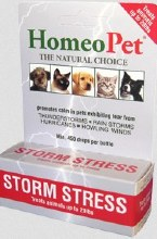 Homeo Pet Storm Stress