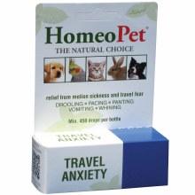 Homeo Pet Travel Anxiety