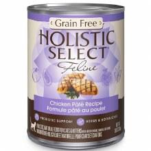 Holistic Select Grain-Free Chicken Pate 13oz