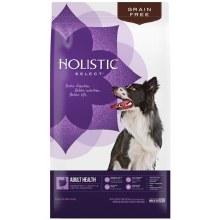 Holistic Select Grain-Free Deboned Turkey & Lentil 26#