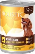 Holistic Select Grain-Free Duck Pate 13oz