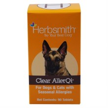 Herbsmith Clear Allerqi 90 Tablets