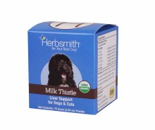 Herbsmith Milk Thistle Powder 75g