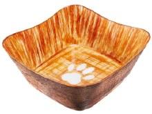 Indi Pet Square Bowl Medium