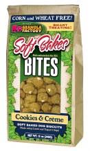K9 Granola Soft Bakes Cookies & Creme 12oz