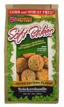 K9 Granola Soft Bakes Snickerdoodle 12oz