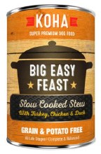 Koha Big Easy Feast with Turkey, Chicken & Duck 12.7oz