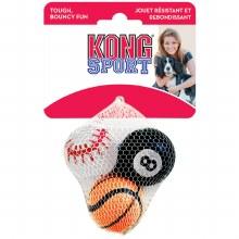 Kong Sport Balls 3pk
