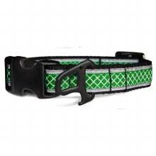 Kurgo Wander Collar Green Lg