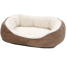 Midwest Cuddle Time Taupe Medium Bed