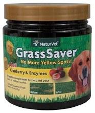 NaturVet GrassSaver 120 soft chews