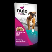 Nulo Beef/beef Liver/kale