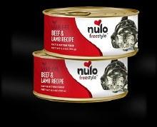Nulo Beef & Lamb Recipe 5.5oz