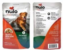 Nulo Chkn/green Beans 2.8oz