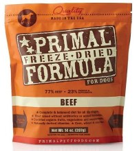 Primal Beef Freeze Dried 14oz