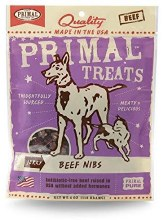 Primal Beef Nibs 4oz
