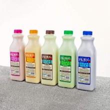 Primal Blueberry Pom Milk Qt