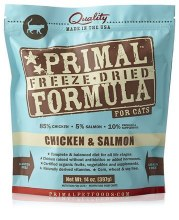 Primal Chkn/salmon Cat 14oz