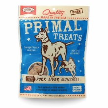 Primal Pork Liver Munchies