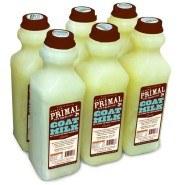 Primal Raw Goat Milk Pint