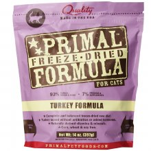 Primal Turkey Cat 14oz