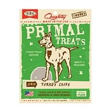 Primal Turkey Chips 4oz