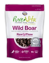 Purevita Boar Freeze Dried
