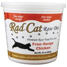 Rad Cat Chicken 24oz