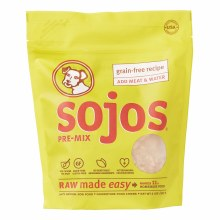 Sojo Gf Dog Food Mix 2#