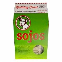 Sojo's Turkey Holiday Feast 10oz