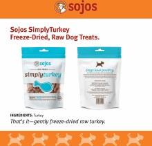 Sojo's Simply Turkey 4oz
