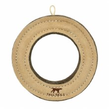 """Tall Tails Leather Ring 7"""""""