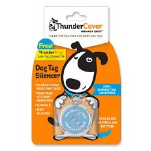 Thundercover Dog Tag Silencer