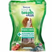 Tropiclean Dental Chews Reg
